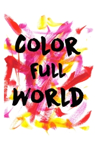 Colorful World_Society6
