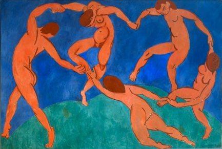 Henri Matisse_Dance (Danse)_1910