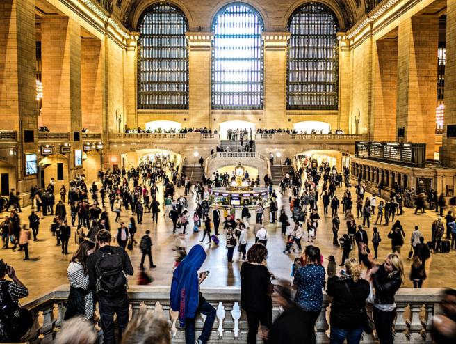 Juanma Agudo Carrizo_New York Central Station